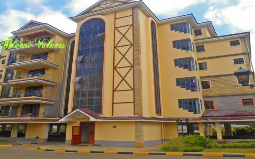 Kengen Gardens Apartment – In Parklands