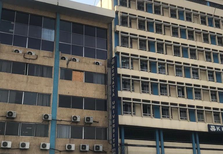 KU Plaza to Let along Haile Selassie