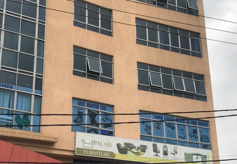 Kose Heights Office Space to Let