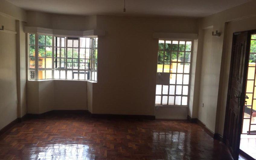 House to Let in Kirichwa Creek, Kileleshwa